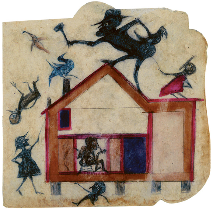 Untitled-Exciting-Event-House-with-Figures-Bill-Traylor-c.-1939–1947.png