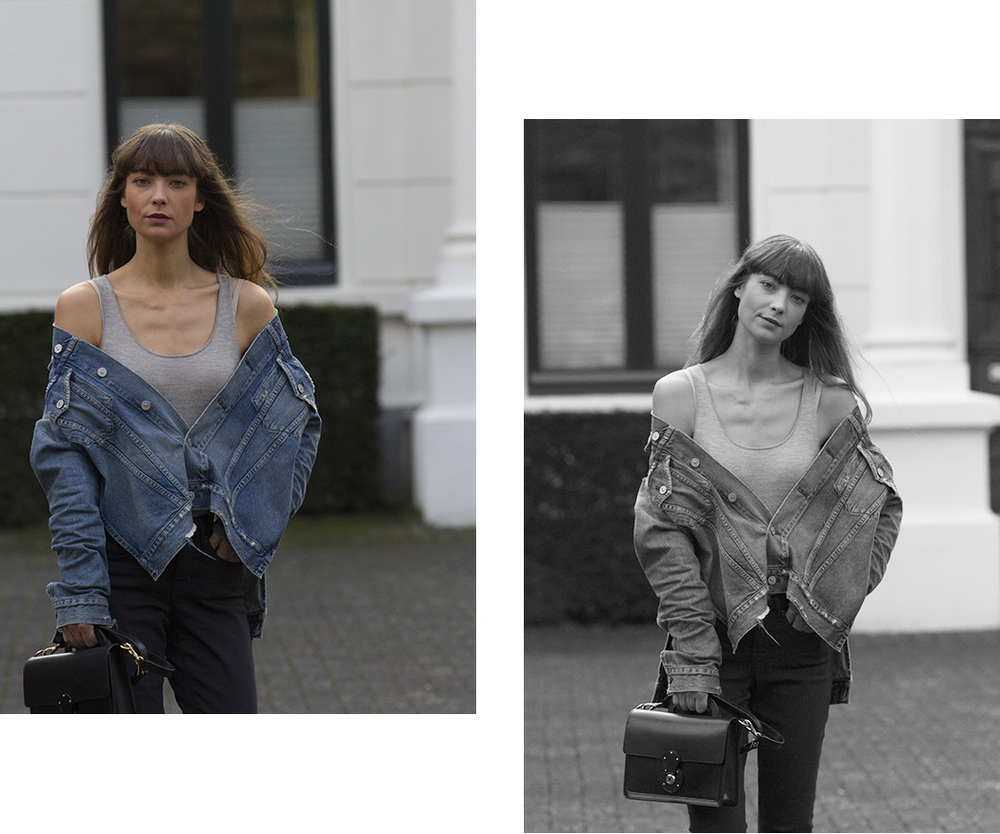 CoH denim jacket, Ralph Lauren top and bag, AYR denim, Manfield boots - Modedamour 8.png