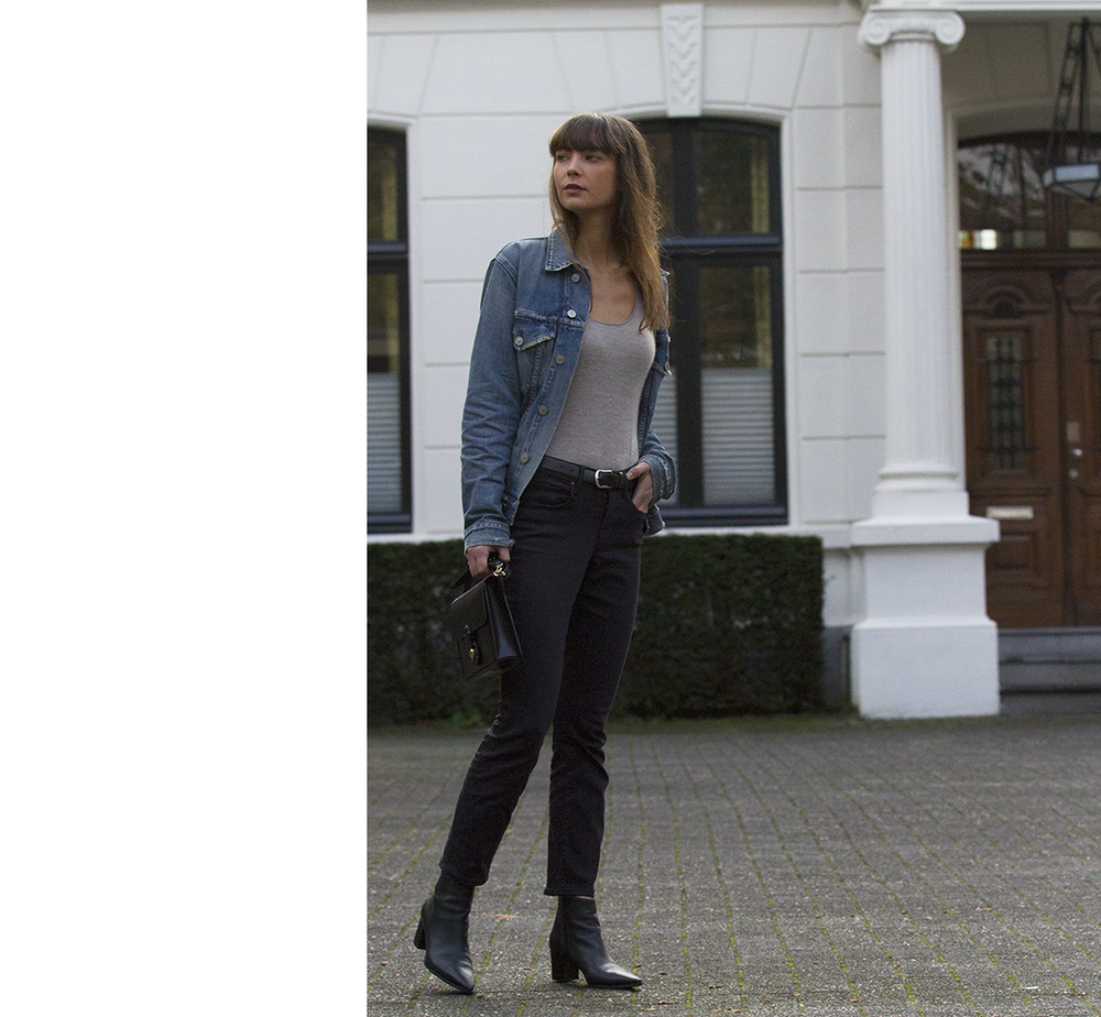 CoH denim jacket, Ralph Lauren top and bag, AYR denim, Manfield boots - Modedamour 11.png