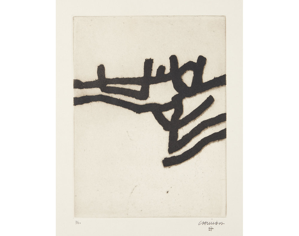 Eduardo Chillida -Ibili II (Walk II), 1963.jpg