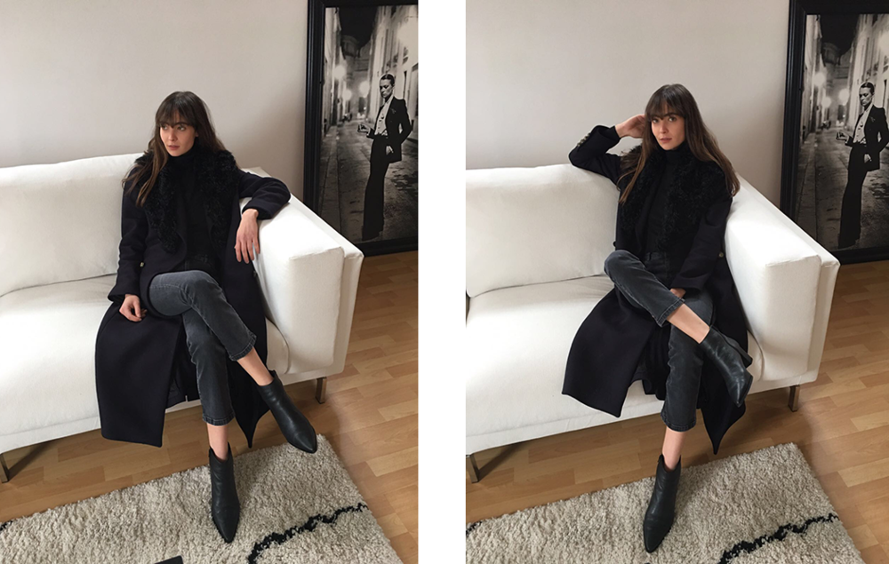 Zara coat - Ralph Lauren scarf - Mango jeans - Manfield boots 2x .png