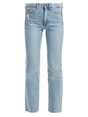 M.I.H jeans Daily high-rise slim-leg jeans.png