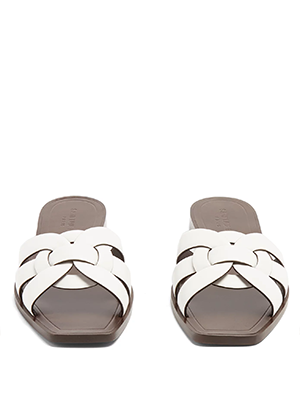 Saint Laurent Tribute leather slides.png