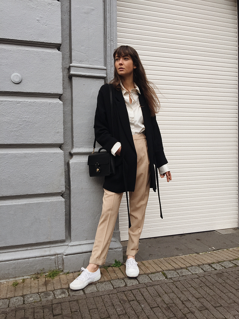 Zara coat, COS shirt, Zara trousers, Superga sneaker, Ralph Lauren bag.png