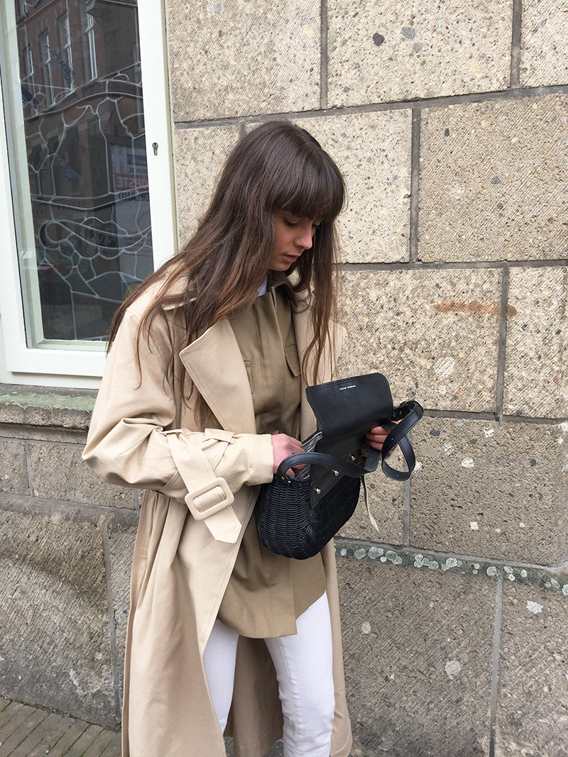 HM Coat, By Malene Birger jacket and shirt, Ralph Lauren denim, Wicker Wings bag, COS loafers 3.png