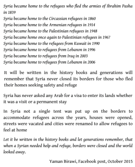 Screenshot of Chatty's  Syria: The making and unmaking of a refugee state , p. 219.