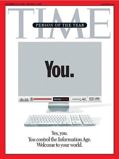 Time magazine, 2006
