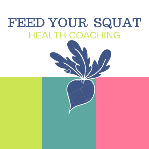 Feed your squat health coaching