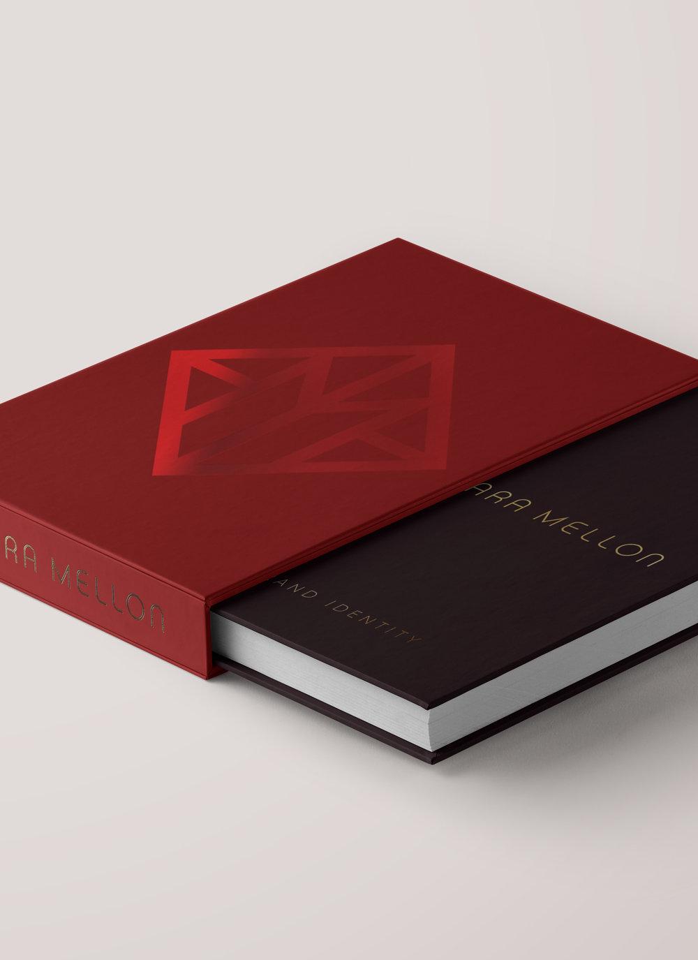Brandbook Slipcase