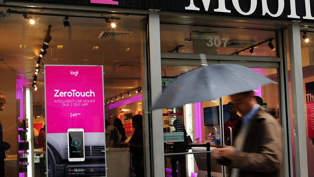Logitech ZeroTouch T-Mobile