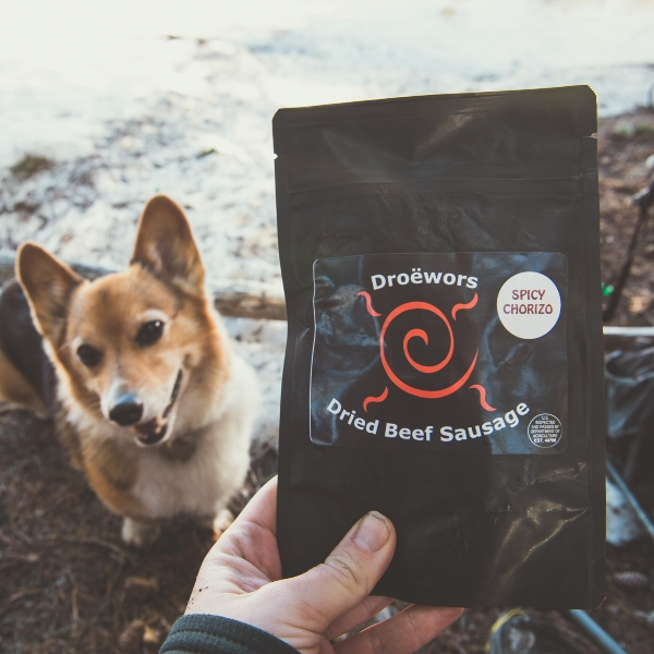 Next Mile Meals - our favorite keto jerky for camping and backpacking