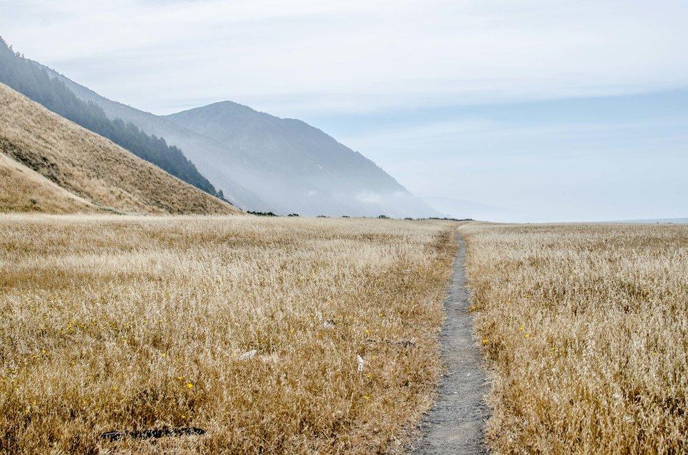 Ketogenic Hiking on the Lost Coast