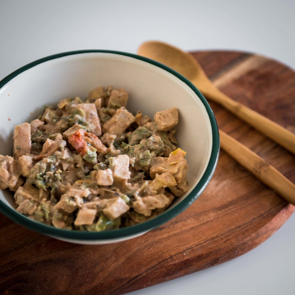 Ketogenic Chicken Freeze Dried Meal