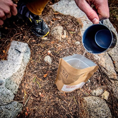 How to make keto backpacking meals