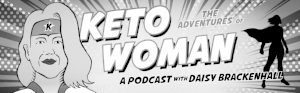 podcast - keto woman