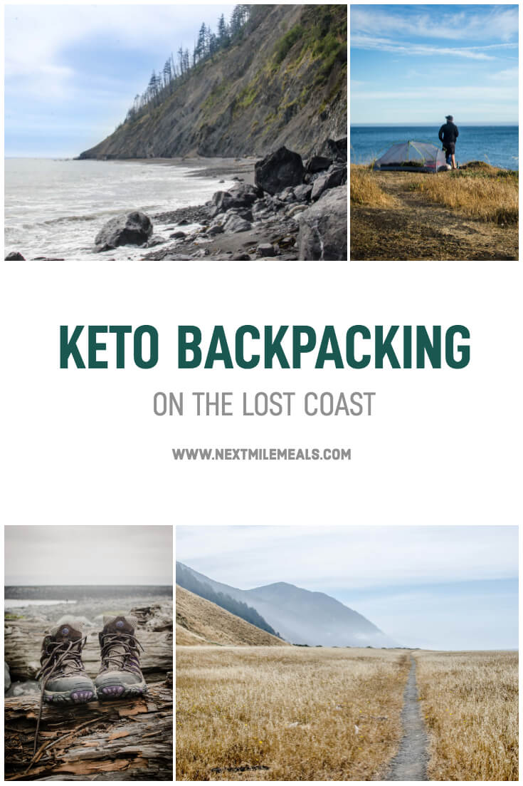 How to Keto Backpack on the Lost Coast