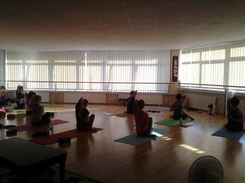 Gentle Yoga, Yin Yoga, Sivananda Yoga - w/ Miss Jenny/ Miss Macy