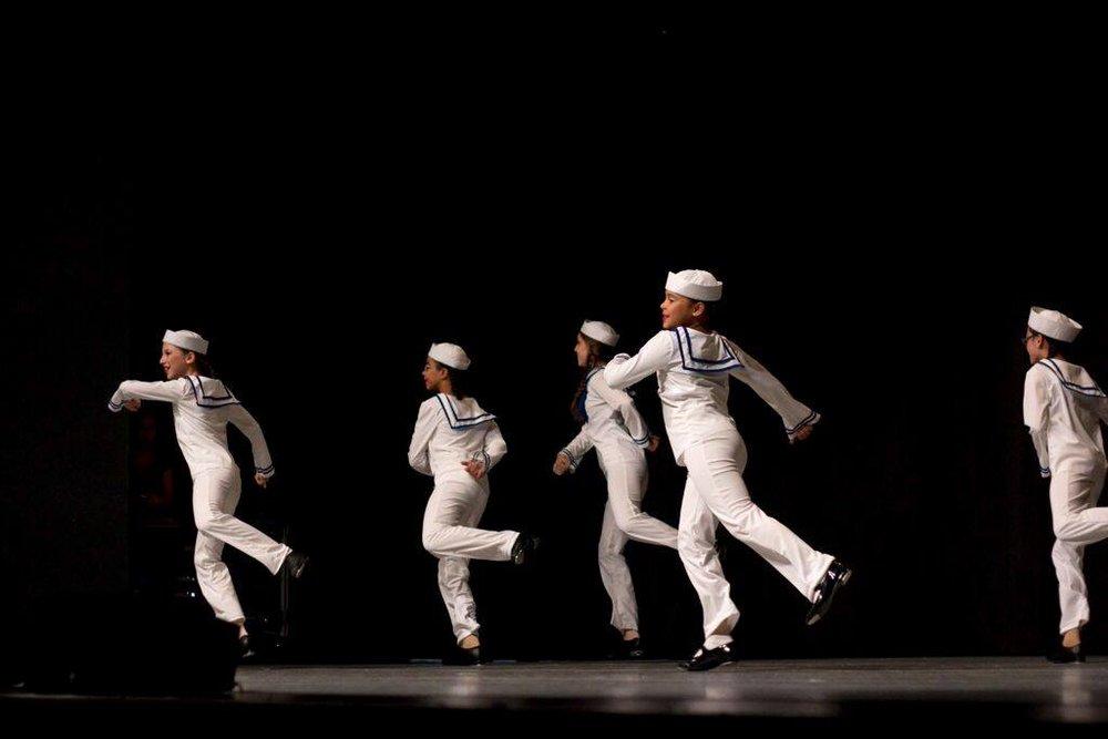 Tap Dance (7+) - w/ Miss Raeanne