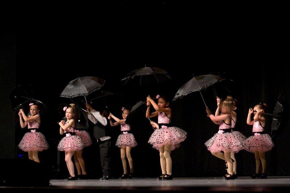 Ballet/Tap Combo (3+) - w/ Miss Raeanne / Miss Missy