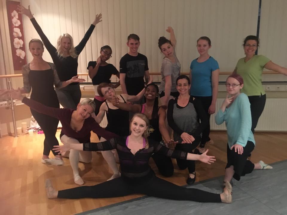 Adult Ballet - w/ Miss Missy