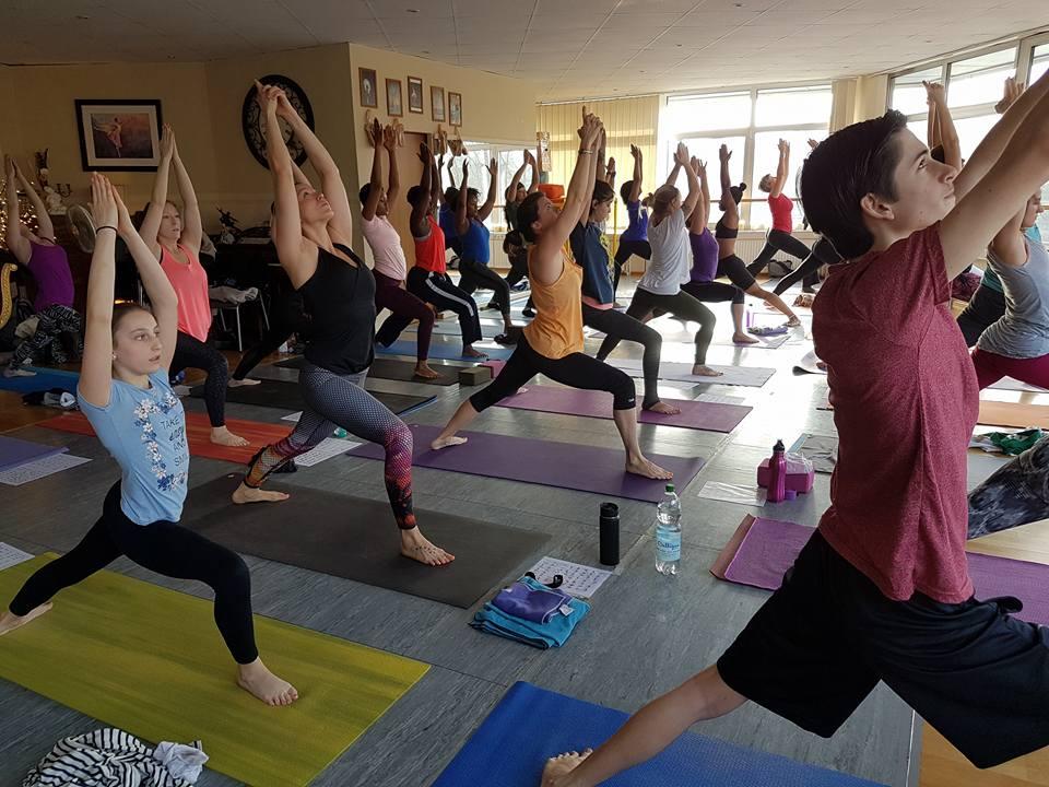 Yoga Workshops - w/ Miss Jackie