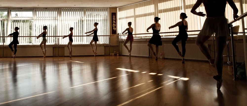 Ballet I-VI - w/ MISS KATELYN / MISS JENNY / Miss Missy / Miss Raeanne