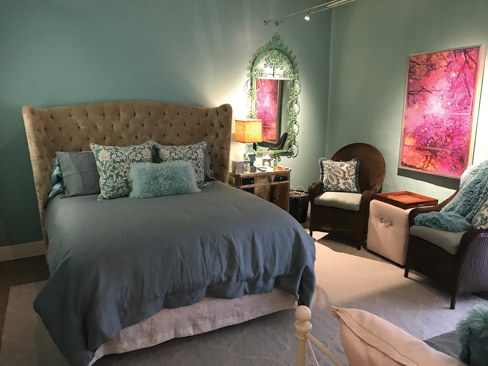 ROOM 6 - ROSS PRAIRIE - QUEEN BED AND TWIN BED