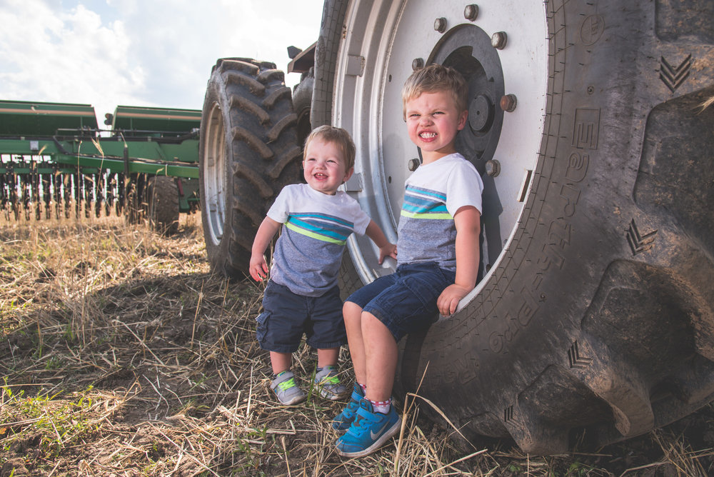 The goal of Big Daddy Cover Crops is to leave the soil and environment in better condition for the next generation who will work it.