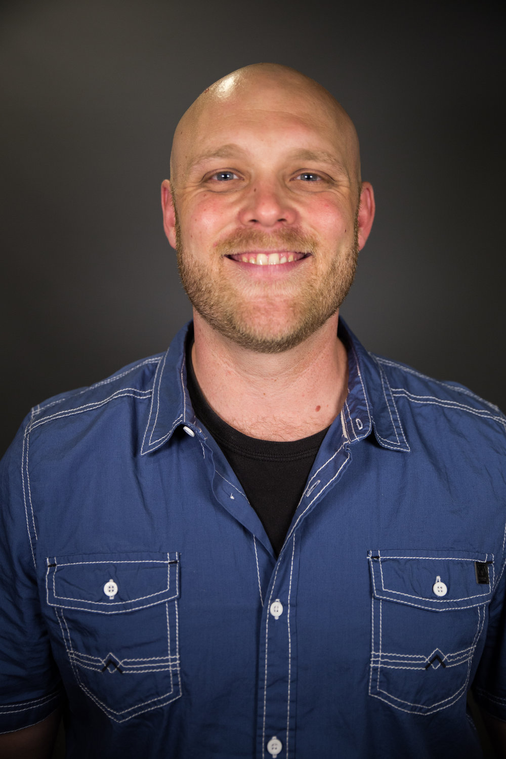 Ryan Kresge - Executive Pastor