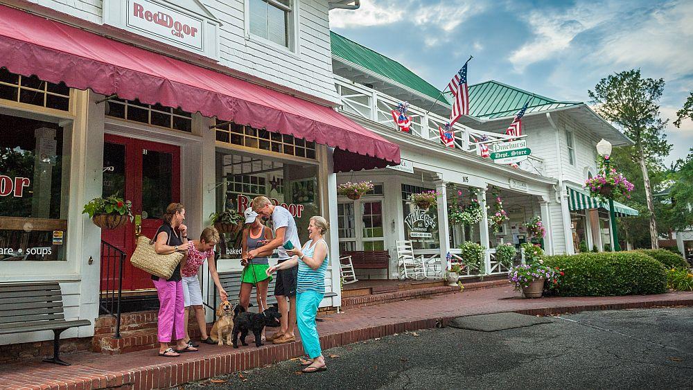 Pinehurst Village Shopping & Dining