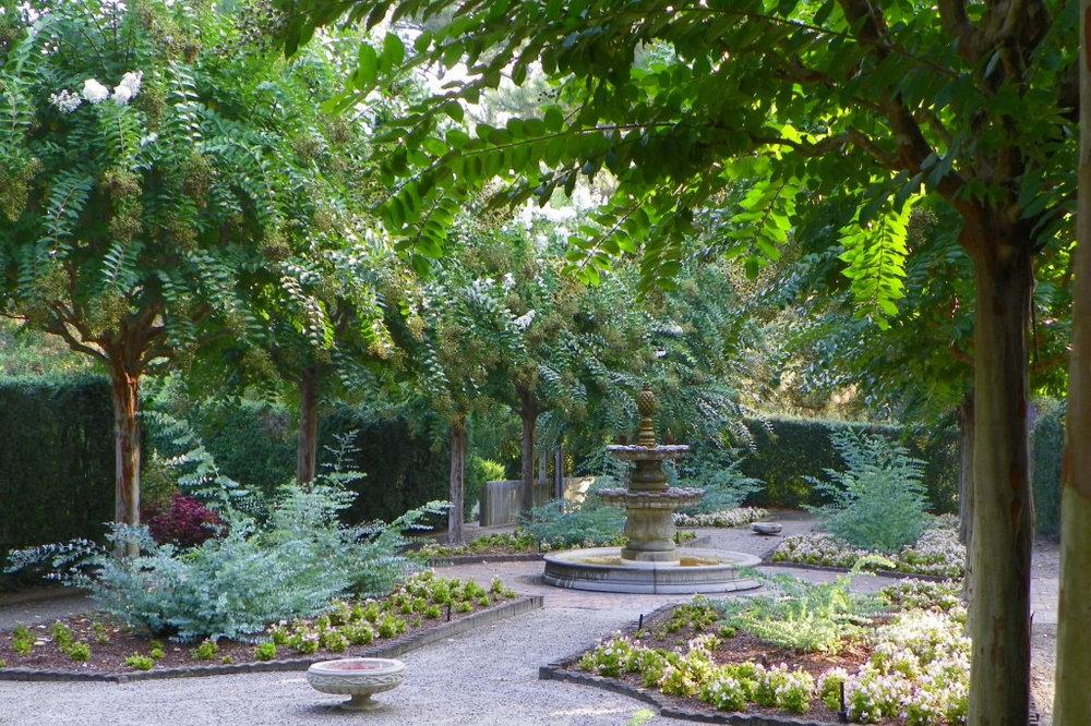 Sandhills Horticulture Gardens