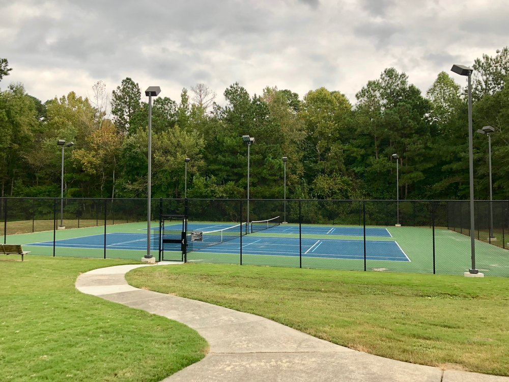 Hedingham Tennis