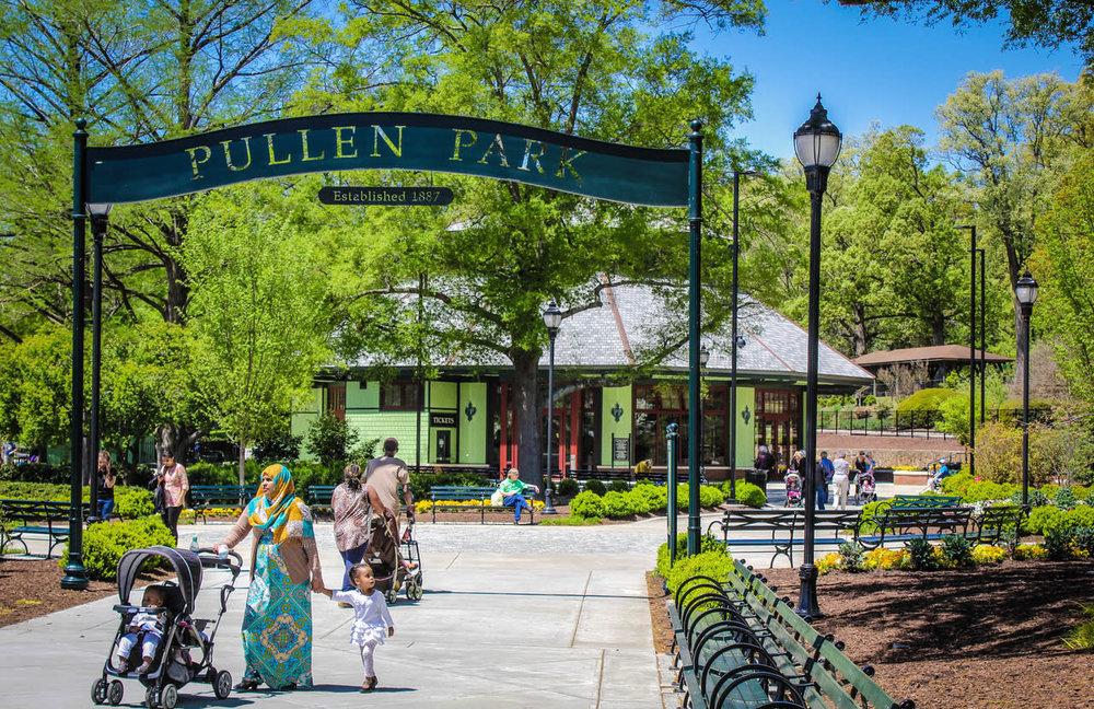 Historic Pullen Park