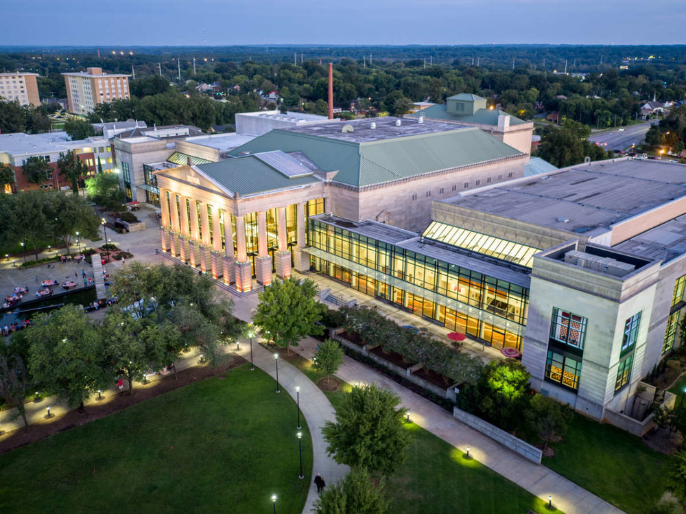 Duke Energy Performing Arts Center