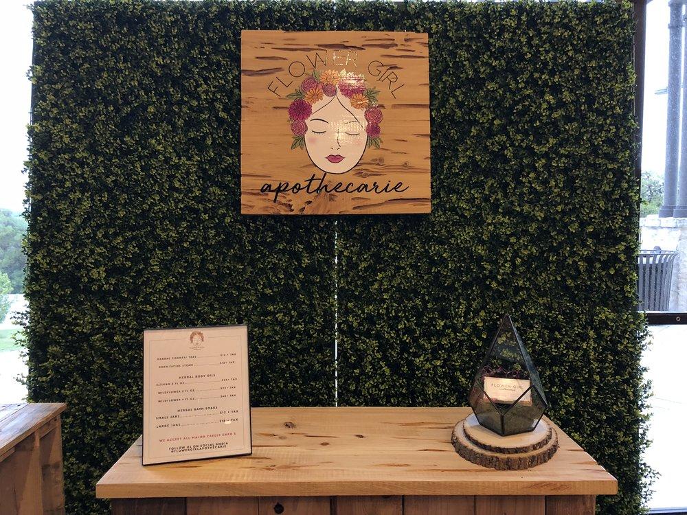 Boerne Handmade Market 8'x 8' booth