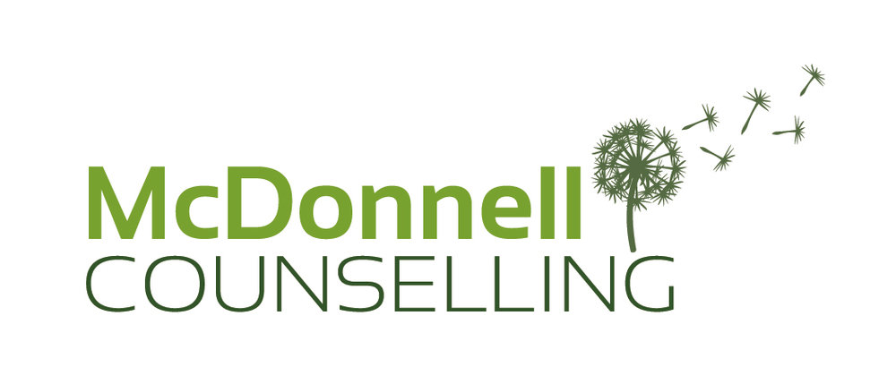 McDonnell Counselling, Whistler, BC ~  Brand strategy and logo development, website design and development.