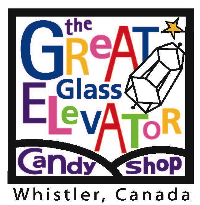 The Great Glass Elevator Candy Shop, Whistler, BC ~  Marketing plan development, ongoing marketing management, advertising and collateral production.