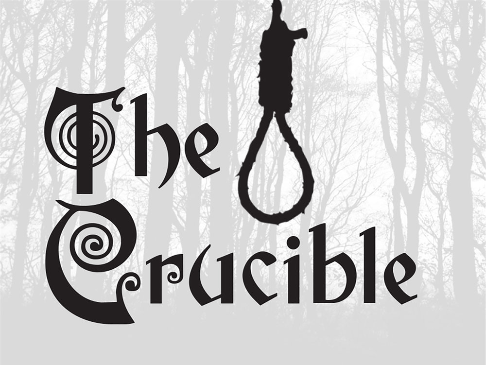 The Crucible - by Arthur MillerMay 10–13 and 16–19, 2018