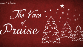 The Voice of Praise     The voices of Christmas found in scripture.