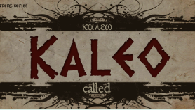 Kaleo     Called to... care, generosity, serve, discipleship.