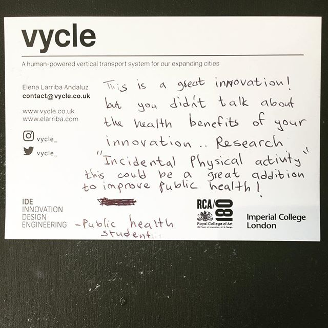 Thanks #publichealth student for your feedback! :) @imperialcollege
