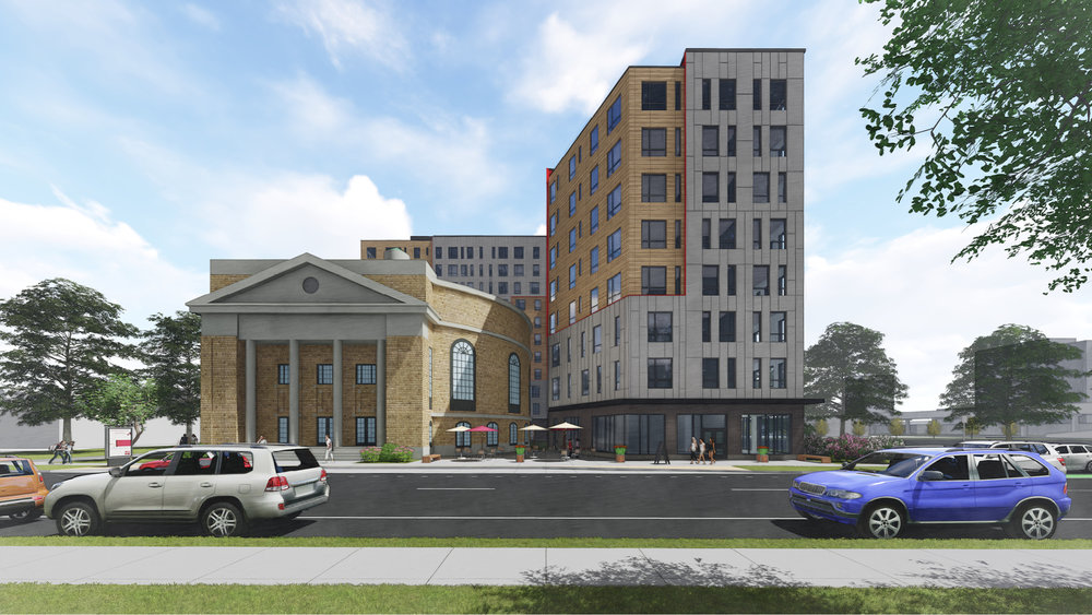 728 E. GENESEE <strong>An 8 story boutique mixed-use development with highly urban aspirations in the heart of CNY. </strong>
