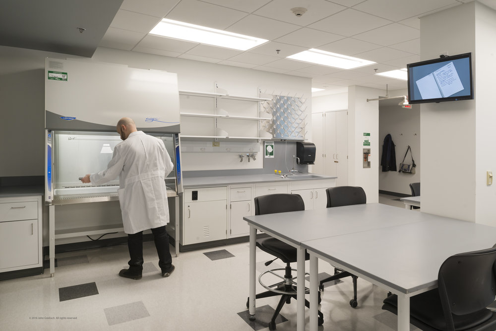 PLANT SCIENCES<strong>Flexible lab arrangements anticipate changing approaches to lab work and instruction in the future.</strong>