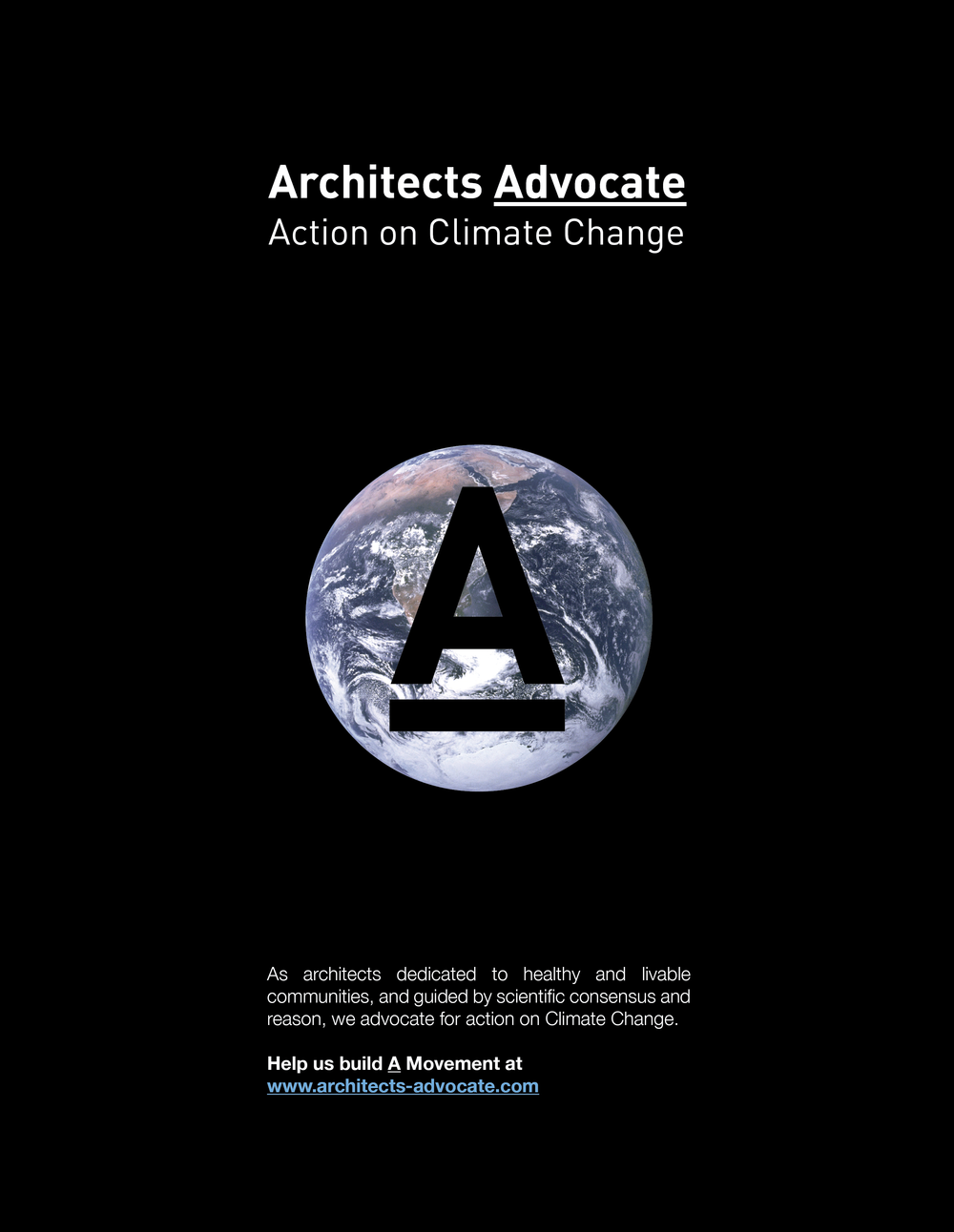 Architects Advocate for Action on Climate Change