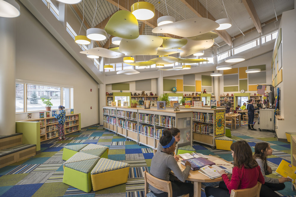 Binghamton Csd New Macarthur Elementary School Earns Highest Recognition From American School