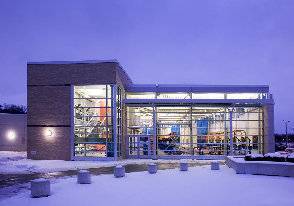Syracuse University New Strength Training Facility5
