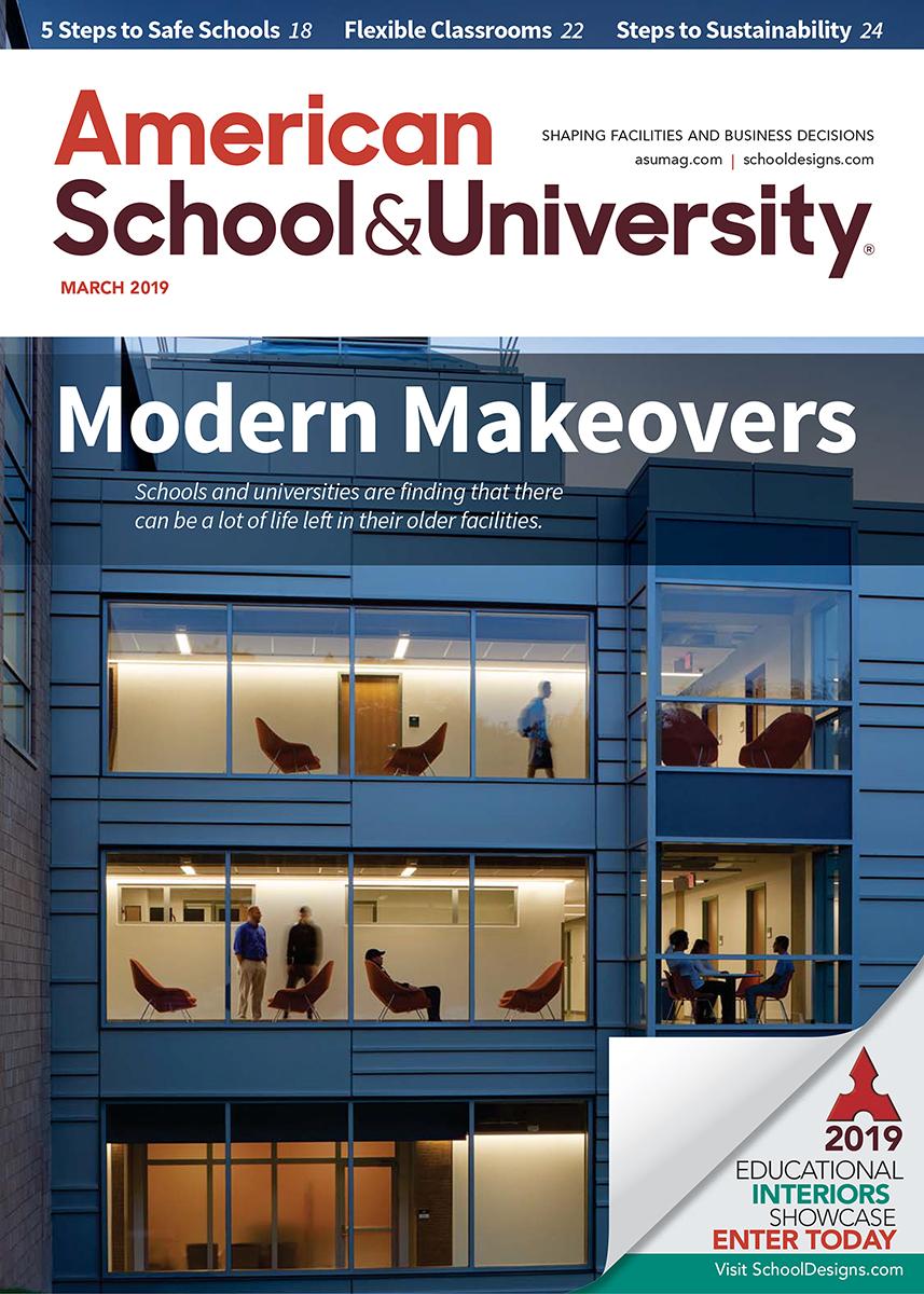 American School and University - Binghamton University Science IV.jpg