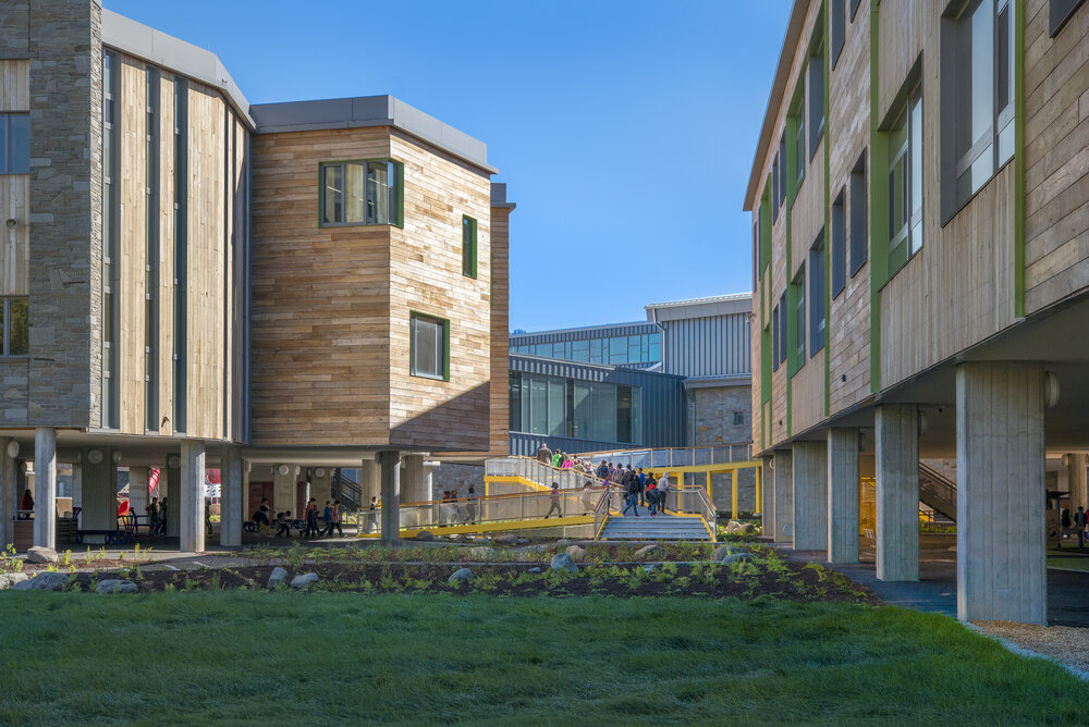 MACARTHUR ELEMENTARY SCHOOL<strong>Redefine the urban elementary school and restore the surrounding neighborhood while creating a deeply sustainable project.</strong>