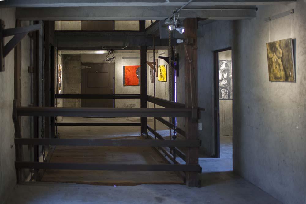 John Davis Gallery MAY 2017 - Hudson N.Y