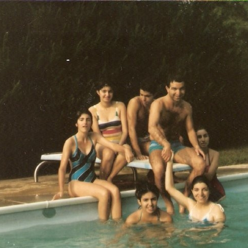 Nourbakhsh Cousins